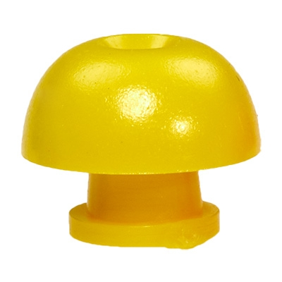 Ohrstöpsel 14 mm, gelb - für MRS, Amplivox OAE und Madsen Zodiac Tymp
