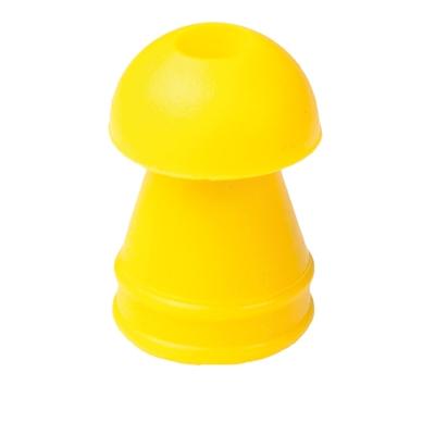 Ohrstöpsel 11 mm, gelb, für OAE/Tymp-Sonden und Inserthörer
