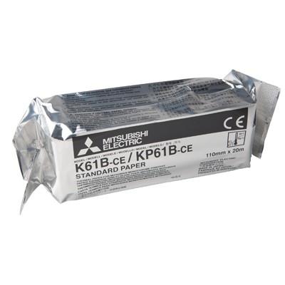 Mitsubishi K61B Videoprinter-Papier