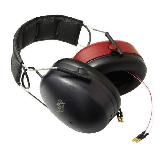Ohrumschließende Schallschutzkappen ohne Kabel für TDH39 / DD45