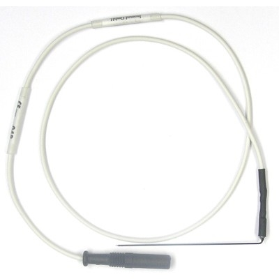 Promontoriums-Stimulations-Elektrode stumpf, Schaftlänge NL=55 mm, D=0,9 mm