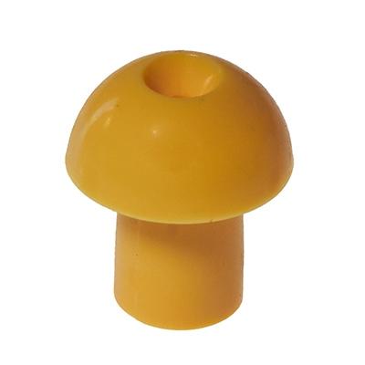 Ohrstöpsel 11 mm, gelb - für OAE - GSI Grason Stadler
