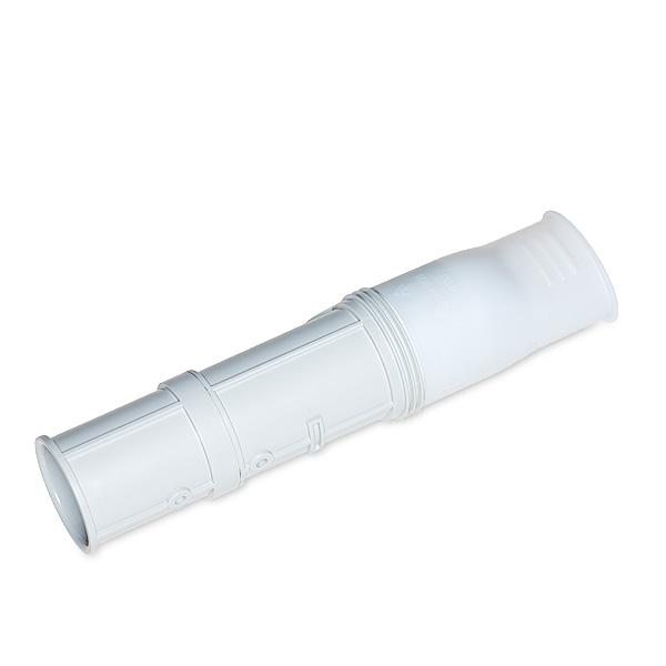 P-Rohr für SpiroPro Pneumotachograph inklusive Mundstück