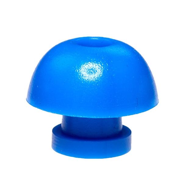 Ohrstöpsel Bio-logic AuDX Pro und Sentiero, 14 mm, blau
