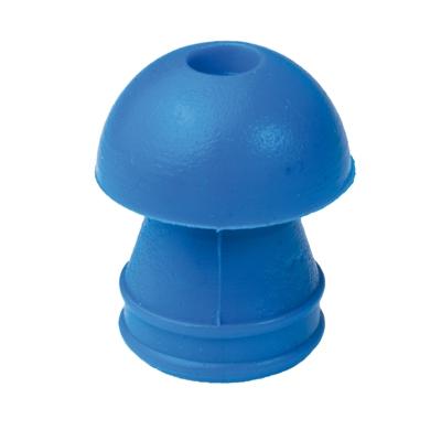 Ohrstöpsel 13 mm, blau, für OAE/Tymp-Sonden und Inserthörer