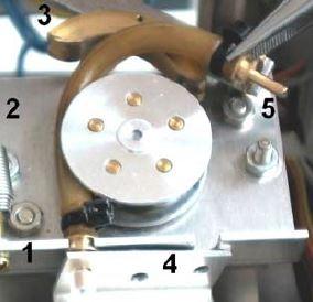 Pumpenschlauch für Tympanometer aus Naturkautschuk