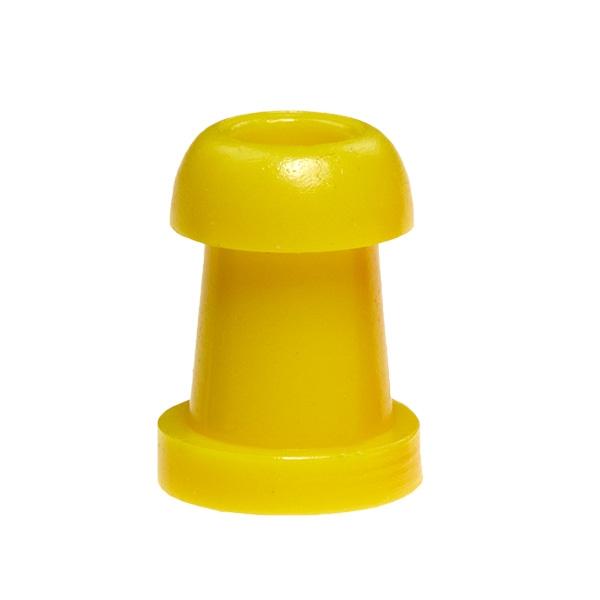 Ohrstöpsel Bio-logic AuDX Pro und Sentiero, 8 mm, gelb