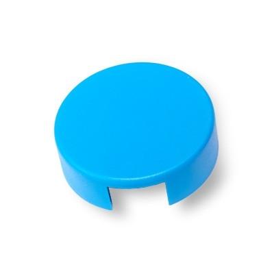 Blauer Kardanikdeckel für Kopfhörer Holmco PD-95