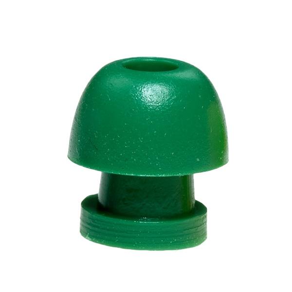 Ohrstöpsel Bio-logic AuDX Pro und Sentiero, 11 mm, grün