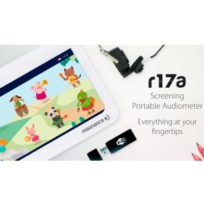 Lizenz für interaktiven Kinderbild-Test für Screening Audiometer Audiometer R17A