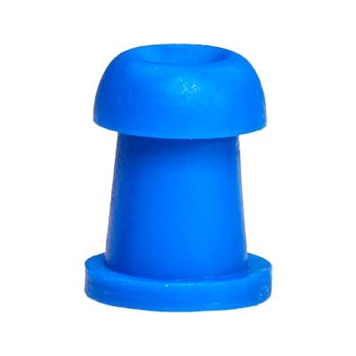 Ohrstöpsel 8 mm, blau - für MRS OAE, Amplivox OAE und Madsen Zodiac Tymp
