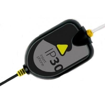 IP30-Contra Einsteckhörer (10 Ohm) mit 1x3,5 mm Klinkenstecker für Tympanometer