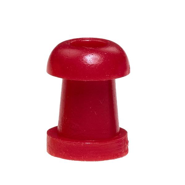 Ohrstöpsel Bio-logic AuDX Pro und Sentiero, 9 mm, rot