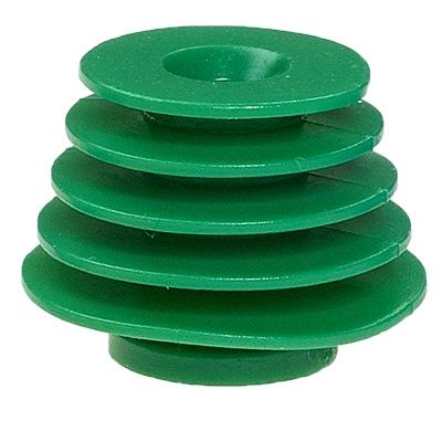 Ohrstöpsel 11-15 mm, grün - für MRS OAE, Amplivox OAE und Madsen Zodiac Tymp