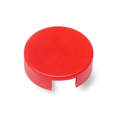 Roter Kardanikdeckel für Holmco Kopfhörer PD-95
