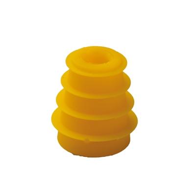 Bouchon oreille profilé, 5-8 mm, couleur: jaune