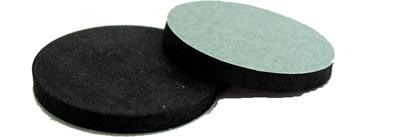 Standplatte für ILO Echoport LPT Ersatzplatte (-Fuss) aus Gummi
