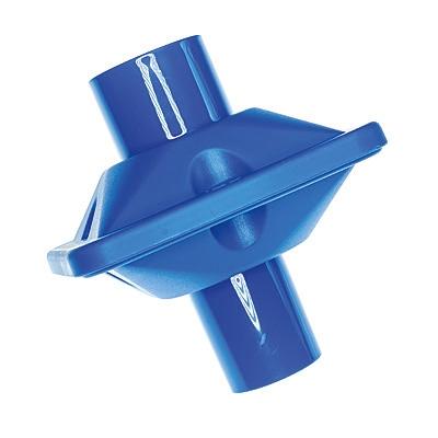 BVF™ Bakterien-Viren-Filter mit Mundstück für Vitalograph-Spirometer und Merz Rhino