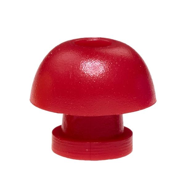 Ohrstöpsel Bio-logic AuDX Pro und Sentiero, 13 mm, rot