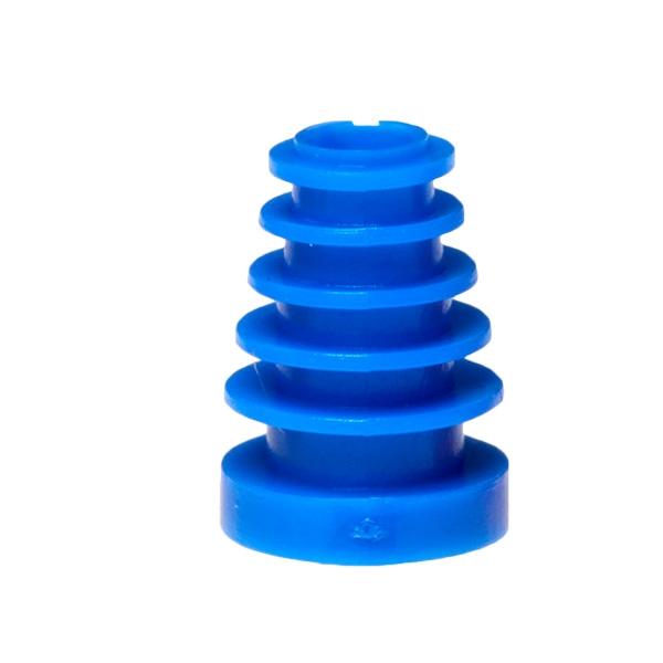 Ohrstöpsel Bio-logic AuDX Pro und Sentiero, 5-8 mm, blau