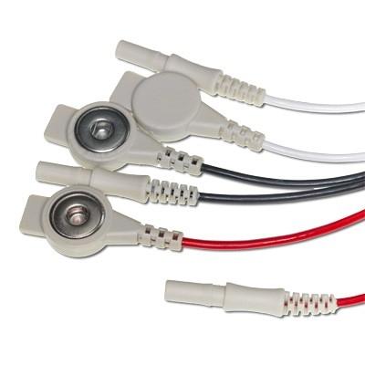 Kabelset (200 cm) für Otodynamics Otoport OAE+ABR
