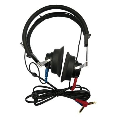 Kopfhörer TDH39 (10 Ohm) komplett mit 2 x 6,3 mm Klinken-Stecker