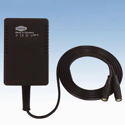 Stecker-Netzteil Typ 506 US für alle DEHAG Nystagmusbrillen (Netzwechselspannung USA)