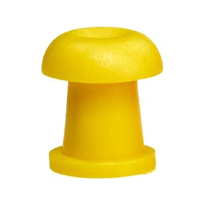 Ohrstöpsel 10 mm, gelb - für MRS OAE, Amplivox OAE und Madsen Zodiac Tymp