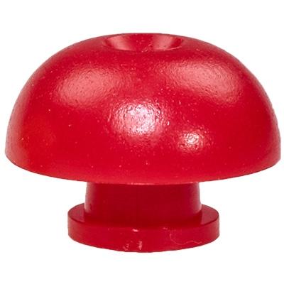 Ohrstöpsel 16 mm, rot - für MRS, Amplivox OAE und Madsen Zodiac Tymp