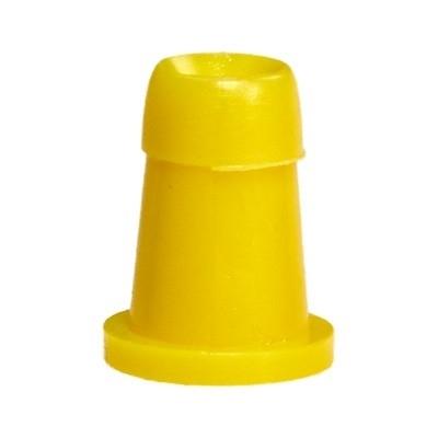 Ohrstöpsel 6 mm, gelb - für MRS OAE, Amplivox OAE und Madsen Zodiac Tymp