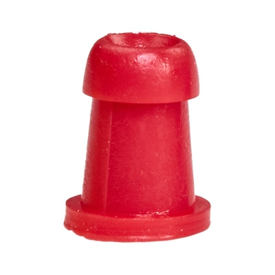 Ohrstöpsel 7 mm, rot - für MRS OAE, Amplivox OAE und Madsen Zodiac Tymp