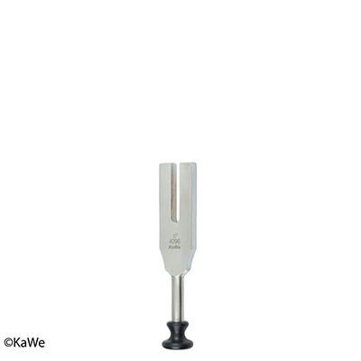 Stimmgabel c5 4096 Hz ohne Dämpfer, nach Lucae