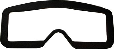 Polster für eVNG-Maske (Unterbau) Hartschaumgrundkörper