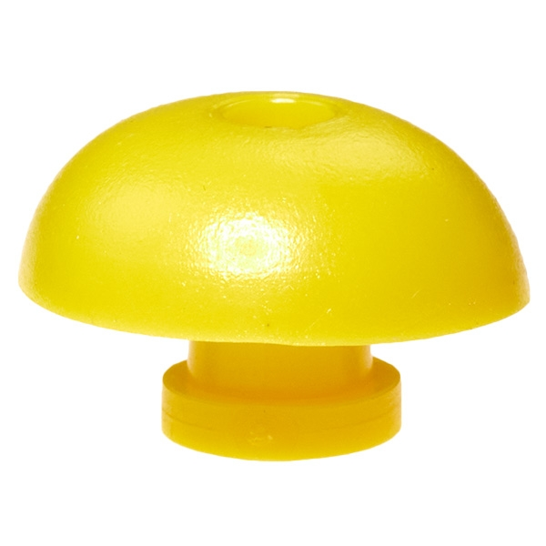 Ohrstöpsel Bio-logic AuDX Pro und Sentiero, 18,5 mm, gelb